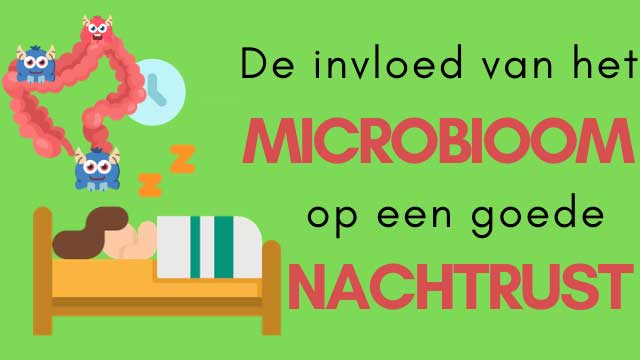 microbioom en slaap