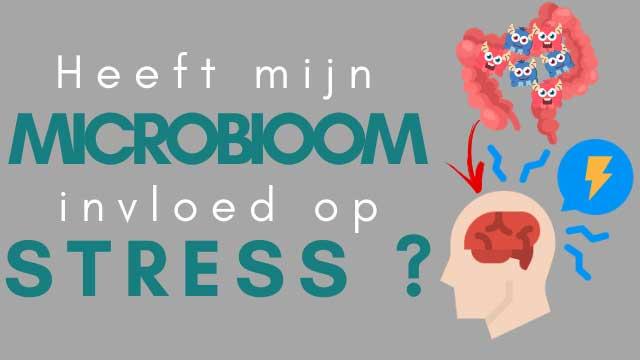 microbioom en stress