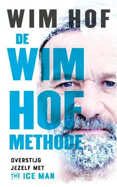 Wim hof boek de Wim Hof Methode van Wim Hof