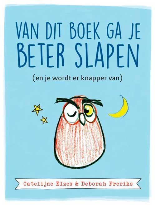 boeken over slapen, van dit boek ga je beter slapen
