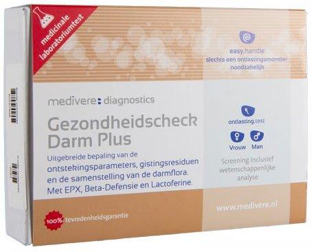 Gezondheidscheck Darm Plus Medivere