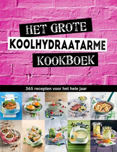 Het grote koolhydraat arme kookboek