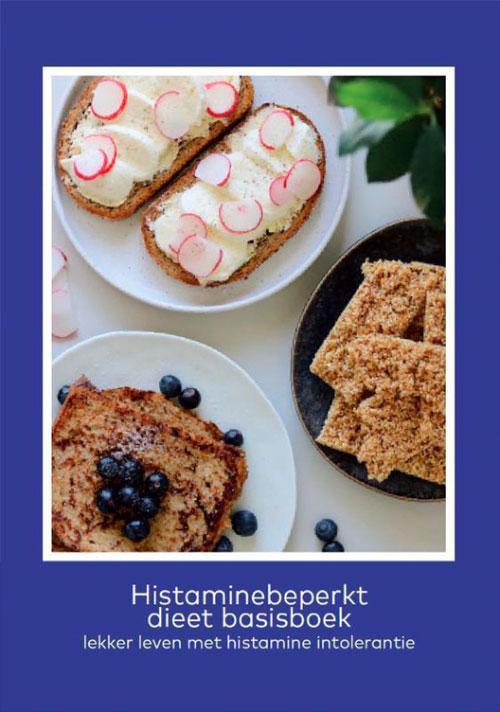 Histaminebeperkt dieet basisboek