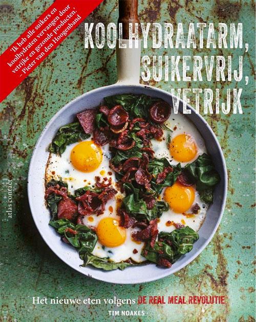Koolhydraatarm, suikervrij, vetrijk - Koolhydraat arm Kookboek
