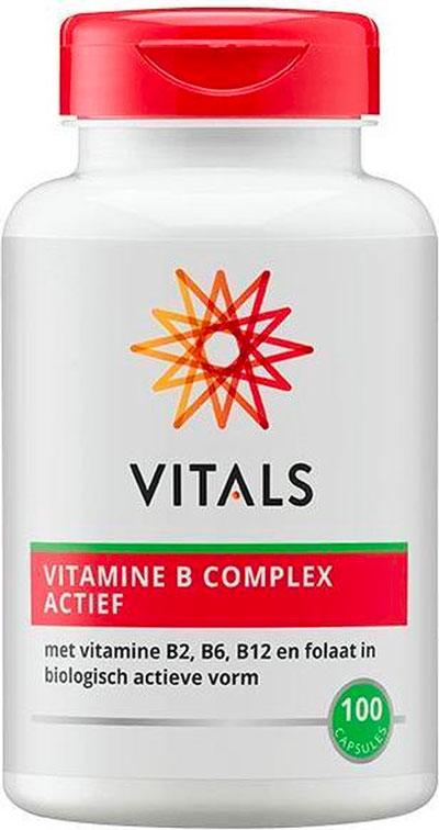 Vitals vitamine B complex supplement