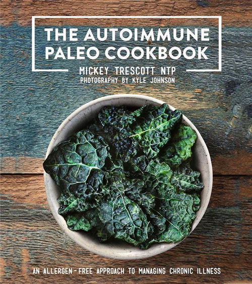 The Autoimmune Paleo Cookbook recepten kookboek