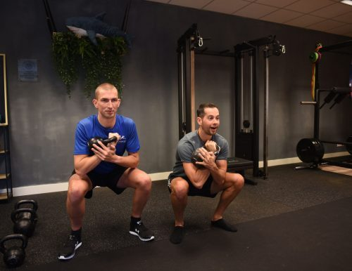 Small Group Training Kettlebell